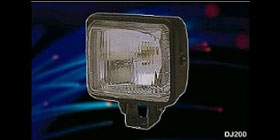 DJ200  HALOGEN DRIVING LIGHT