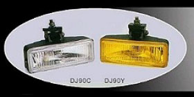 DJ90  HALOGEN DRIVING LIGHT