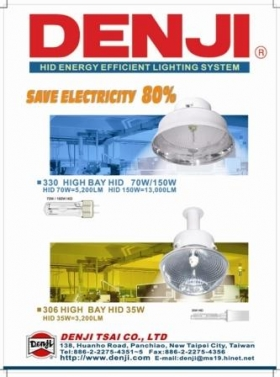 HID  Saving Energing Light  (Save Electricity  80%)