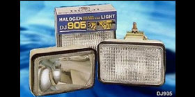DJ905  HALOGEN MARINE LIGHT